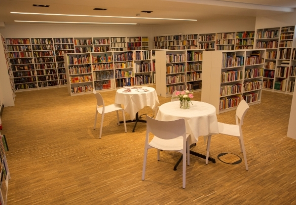 Büchercafé