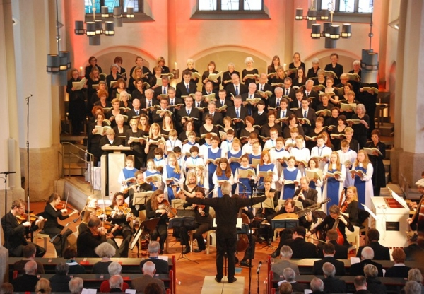 Ökumenisches Konzert