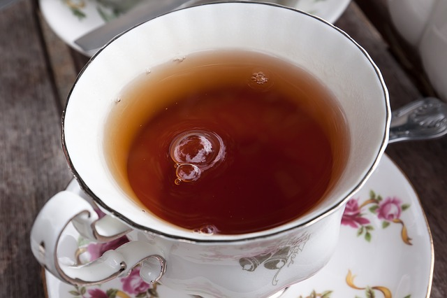 Teezeit im Petrikirchenhaus