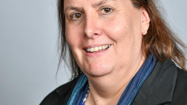 Neu in der Gemeinde – Pfarrerin Sabine Sandmann
