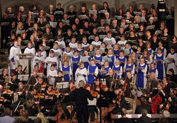"""Elias"" – Oratorium für Solisten, Chor & Orchester"