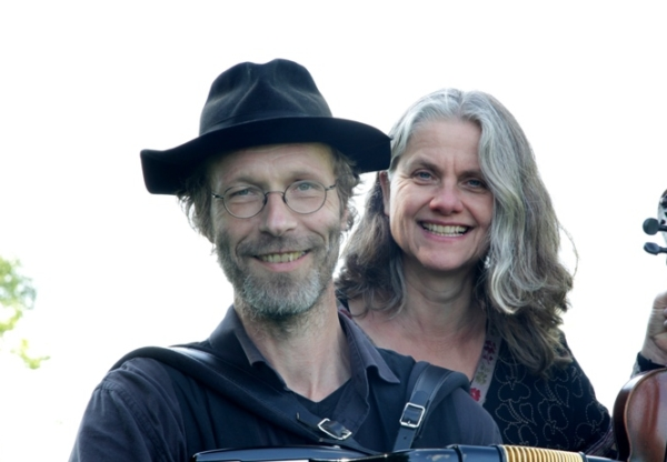 Klezmermusik mit dem Duo Tangoyim